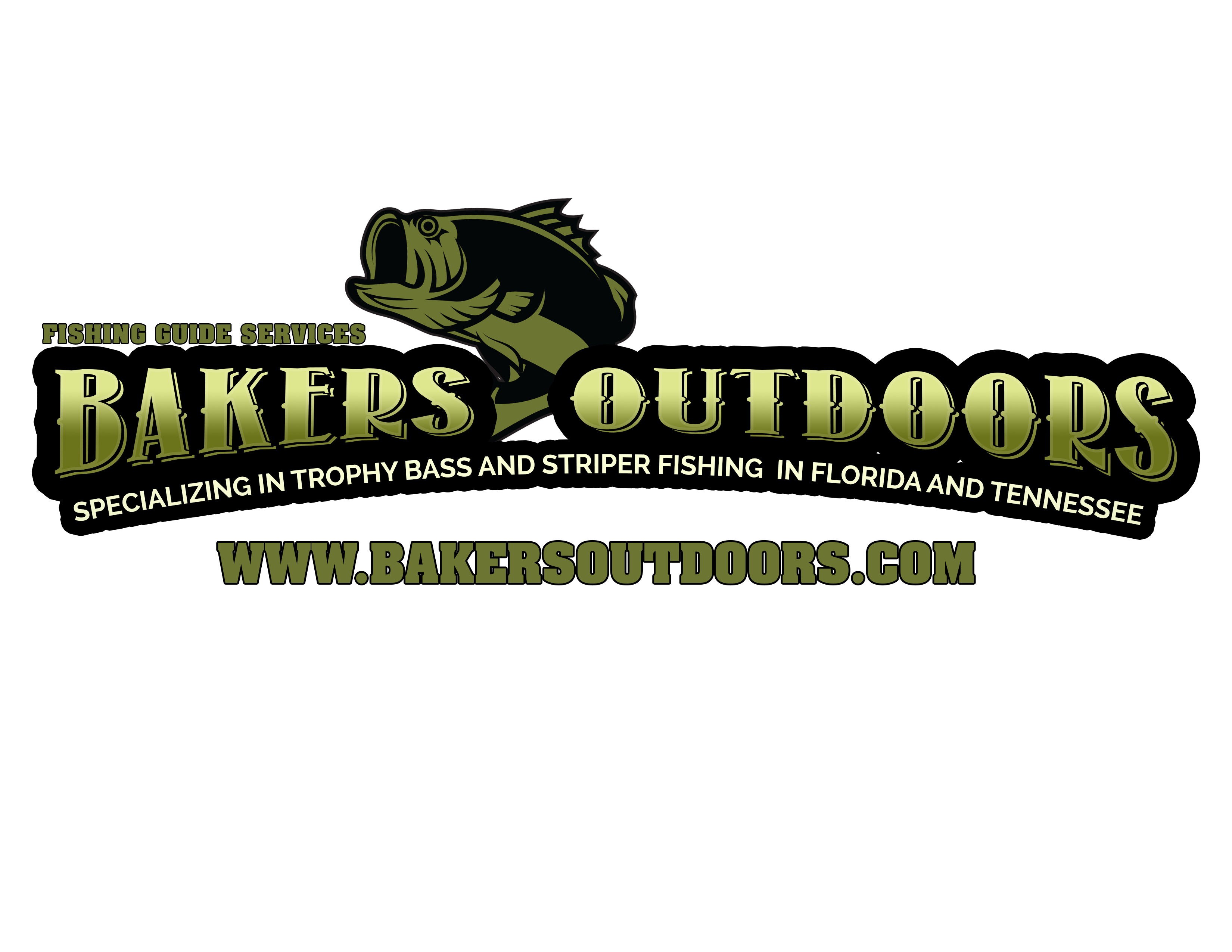 Bakers Outdoors Fishing Guide Services